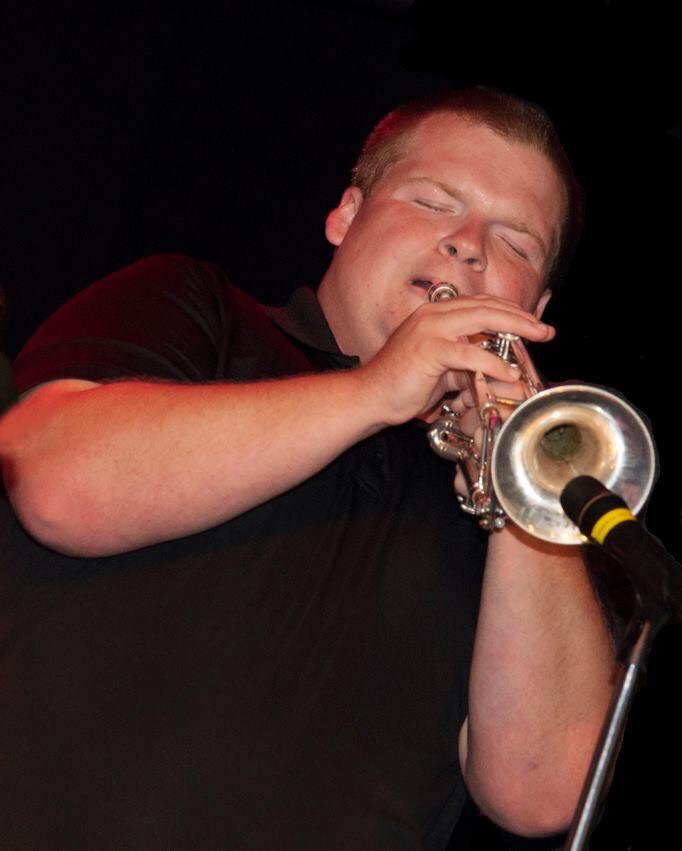 Mason Manint, Trumpet Player