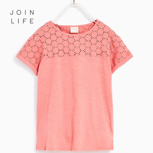 English Embroidery top