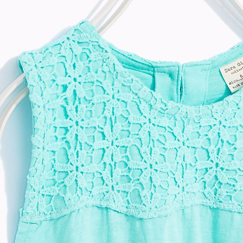 Cotton Lace used in T-Shirt