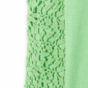 Water Soluble Cotton Lace used in T-Shirt