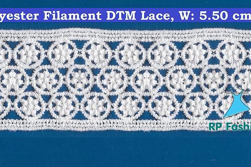 Milk Yarn DTM Lace