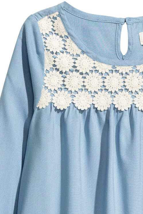 Cotton Lace used in Blouse