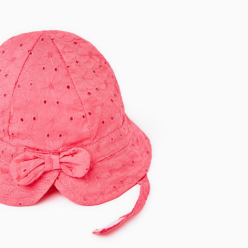 English Embroidered Hat