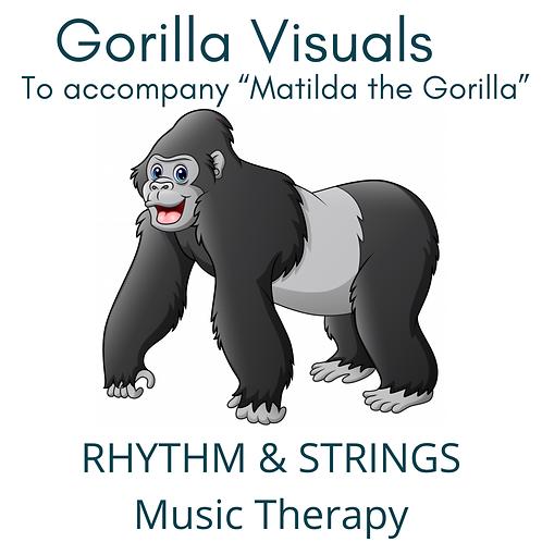 Gorilla visuals