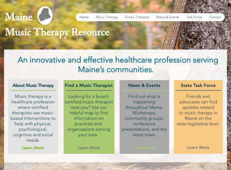 Maine Music Therapy Resource