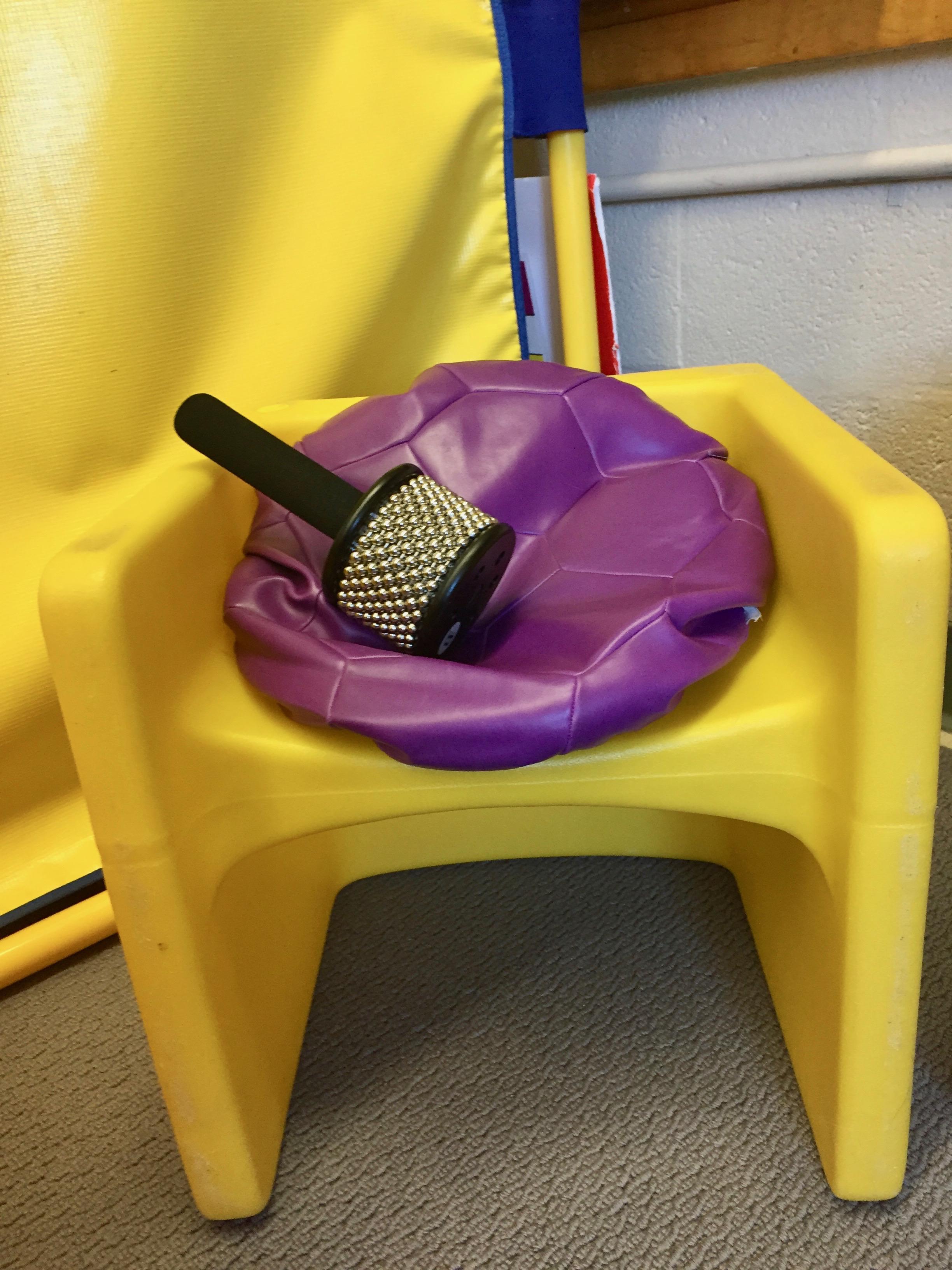 Music therapy, sensory needs
