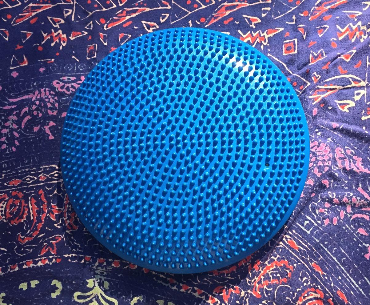 Music therapy sensory cushion