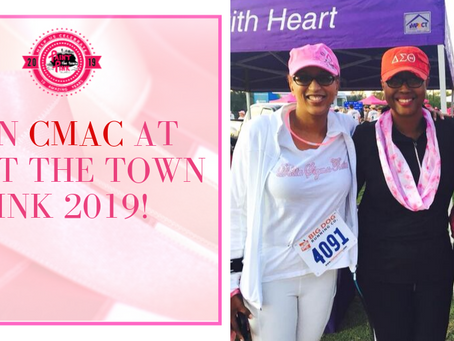 CMAC prepares for Paint the Town Pink