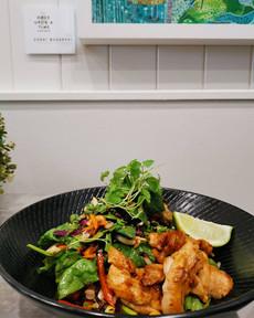 Thai Salad w/Chicken