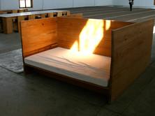 Donald Judds Bed