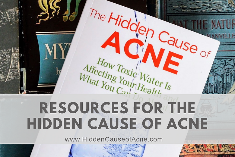 Resources for The Hidden Cause of Acne.p