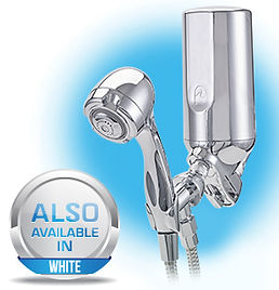 best shower filter for chlorine but not fluoride