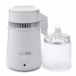 Waterwise 4000 Steam Distiller fluoride filter