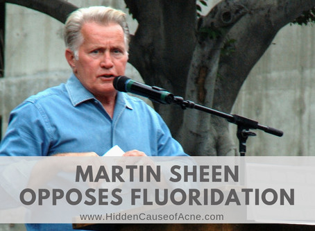 Martin Sheen Pens Letter Against Water Fluoridation for the Malibu Times
