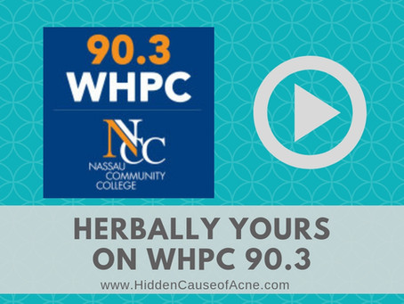 Herbally Yours Radio Interview with Melissa Gallico on Fluoride and The Hidden Cause of Acne