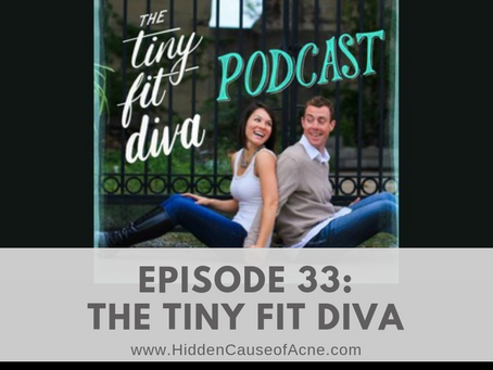 Kylene Terhune from The Tiny Fit Diva Interview with Melissa Gallico