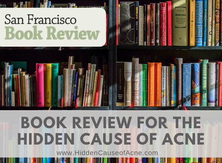 San Francisco Book Review for The Hidden Cause of Acne