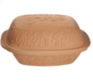 Romertopf clay roaster non toxic fluoride free cookware