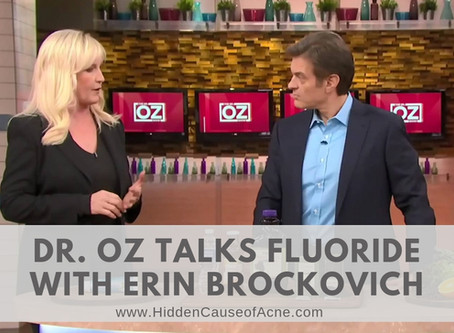 Dr. Oz Talks About Fluoride with Erin Brockovich on The Dr. Oz Show