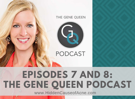 The Gene Queen, Sarah Morgan, Interviews Melissa Gallico on Fluoride and The Hidden Cause of Acne
