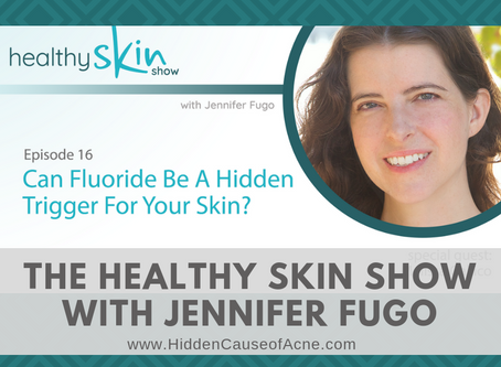 Interview of Melissa Gallico on The Healthy Skin Show with Jennifer Fugo