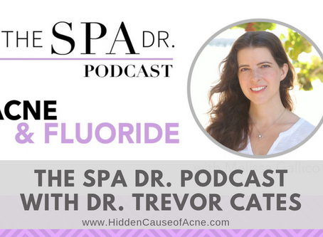 Dr. Trevor Cates, The Spa Dr., Interviews Melissa Gallico on The Spa Dr. Podcast