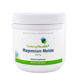 Magnesium Malate for iodine supplementation and fluoride detox