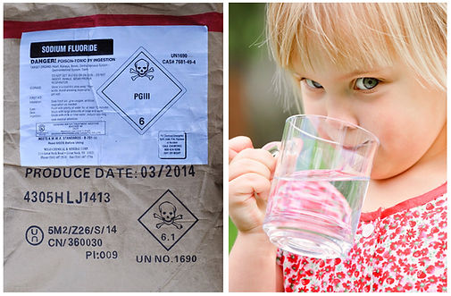 Melissa Gallico's Petition to End Public Water Fluoridation