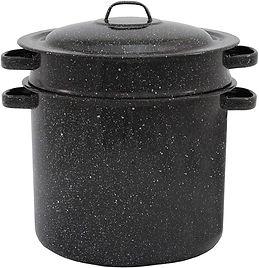 GraniteWare non toxic fluoride free cookware stock pot