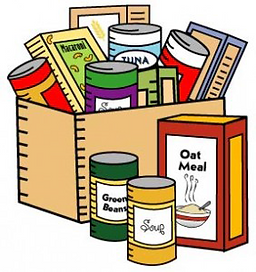 Picture of canned goods
