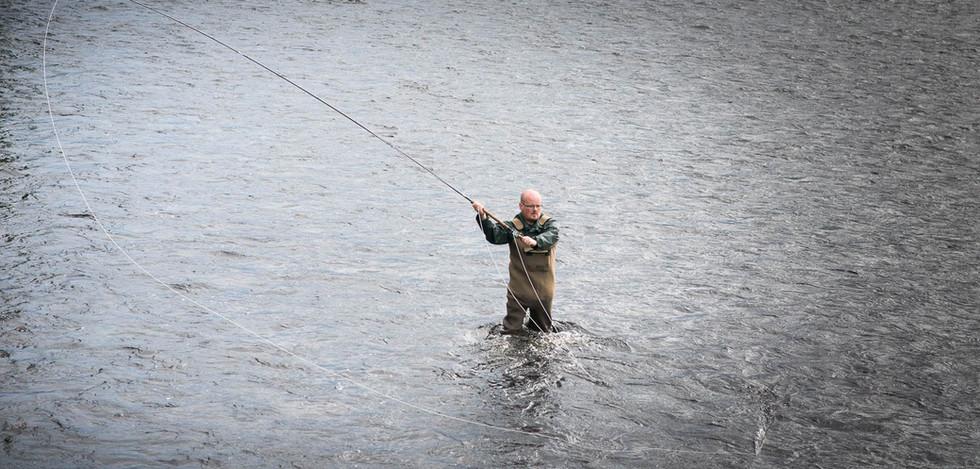 Scottish Fly Fisher