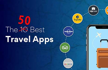 Best TRAVEL APPS & Websites 2021