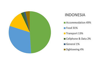 Indonesia Budget Report (29 nights) 2019