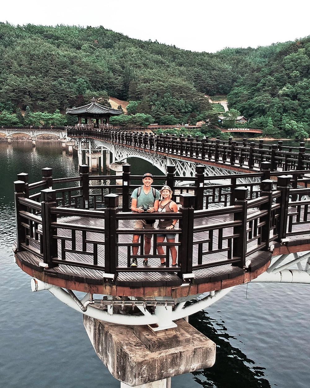 WOLYEONGGYO BRIDGE ANDONG