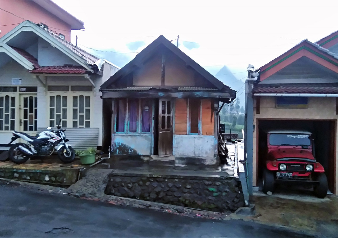 Cemoro Lawang home-stay
