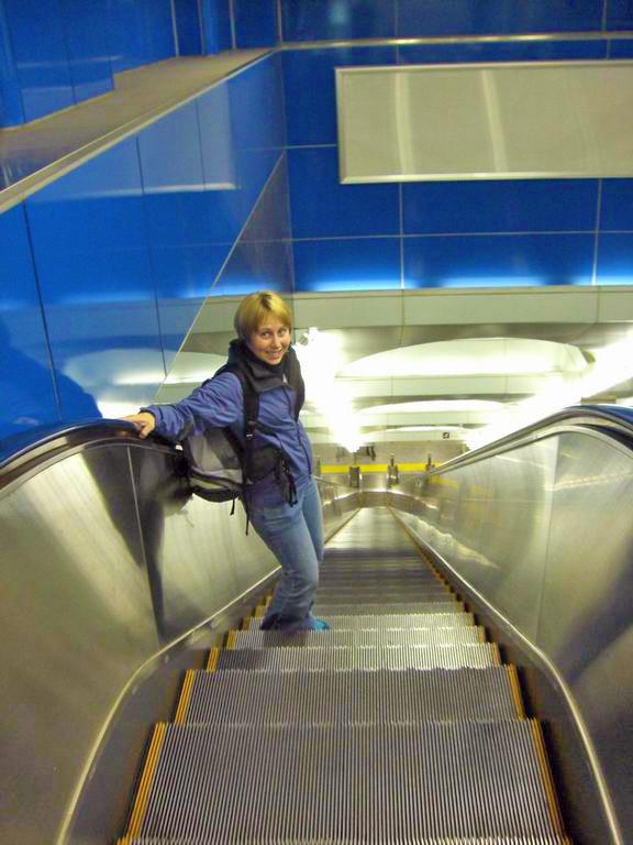 Roppongi metro station