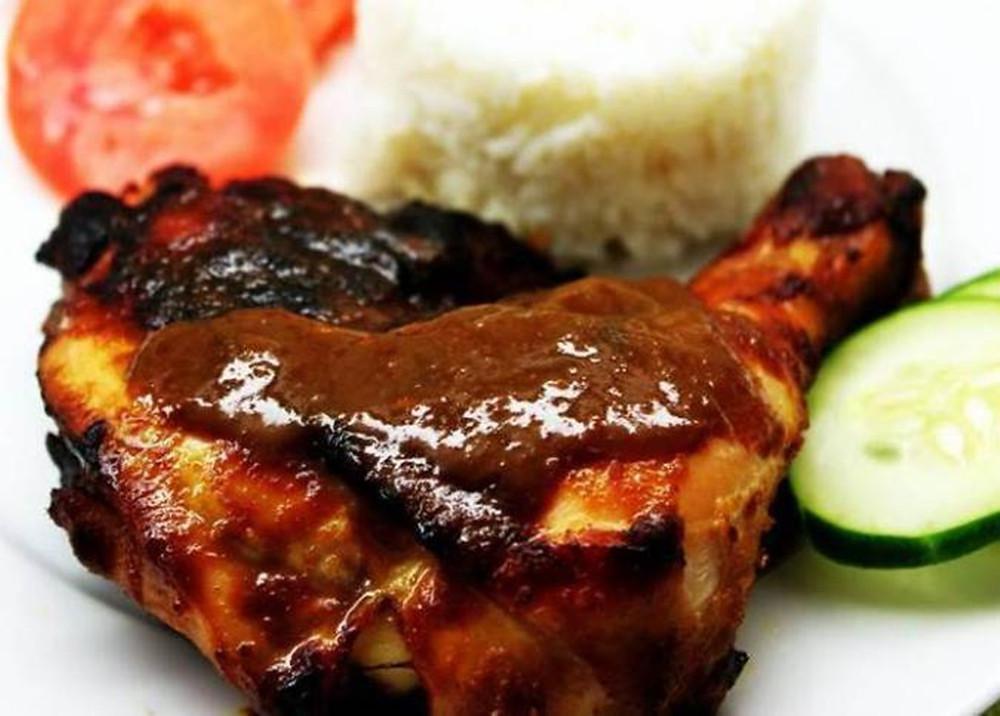 Ayam Bakar (Grilled Chicken)
