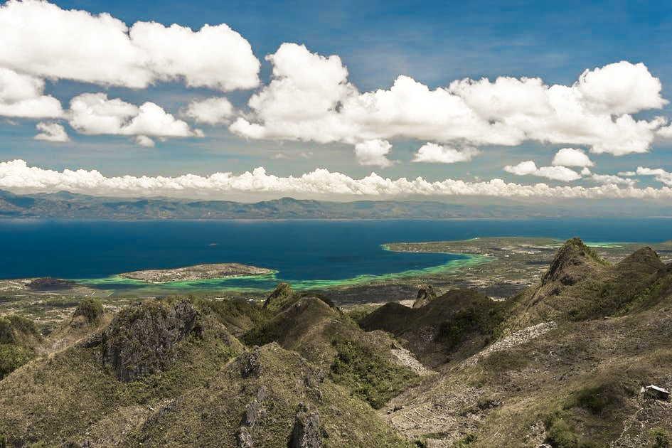 Osmena Peak, Moalboal