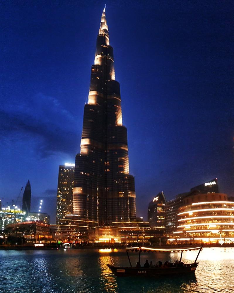 Burj Kalifah