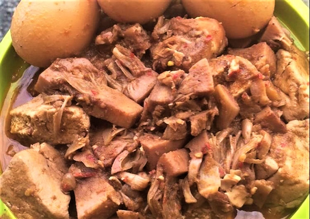 Gudeg (Jackfruit Stew)