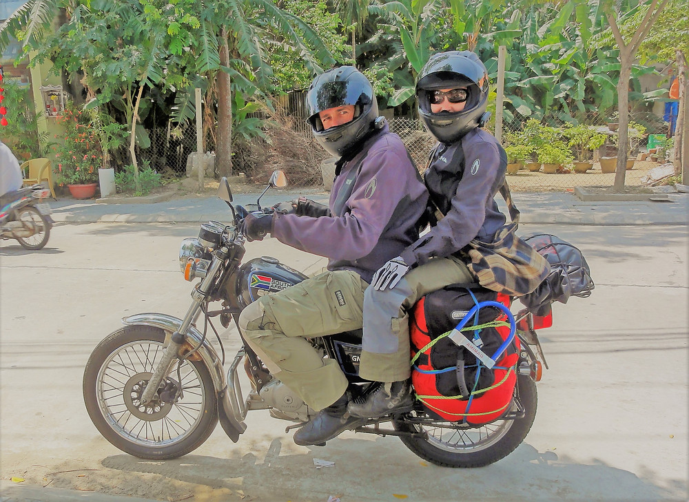 vietnam by motorcycle