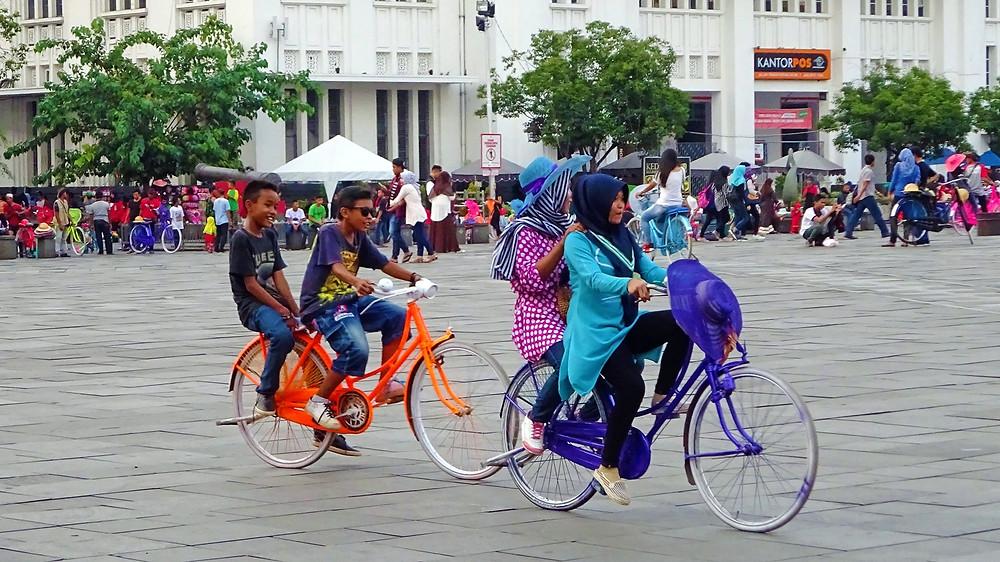Fatahillah Square Jakarta