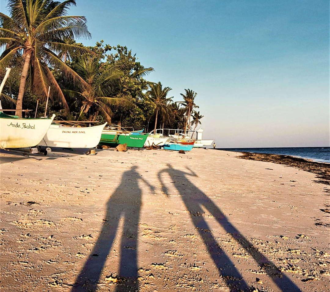 QUINALE BEACH, ANDA (BOHOL ISLAND)