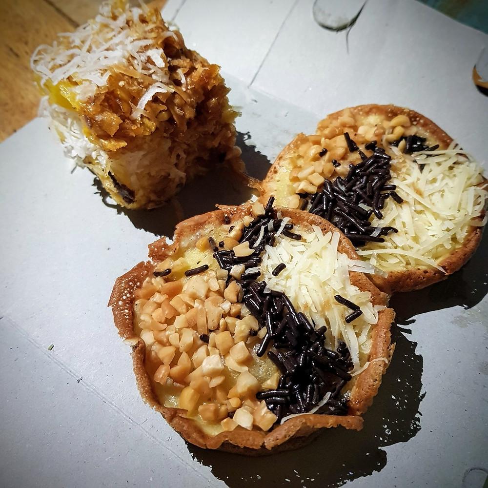 Martabak Manis (Sweet Pancakes)