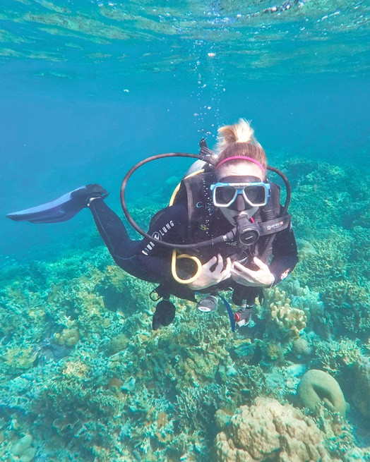 Scuba dive Coron / El Nido in Palawan