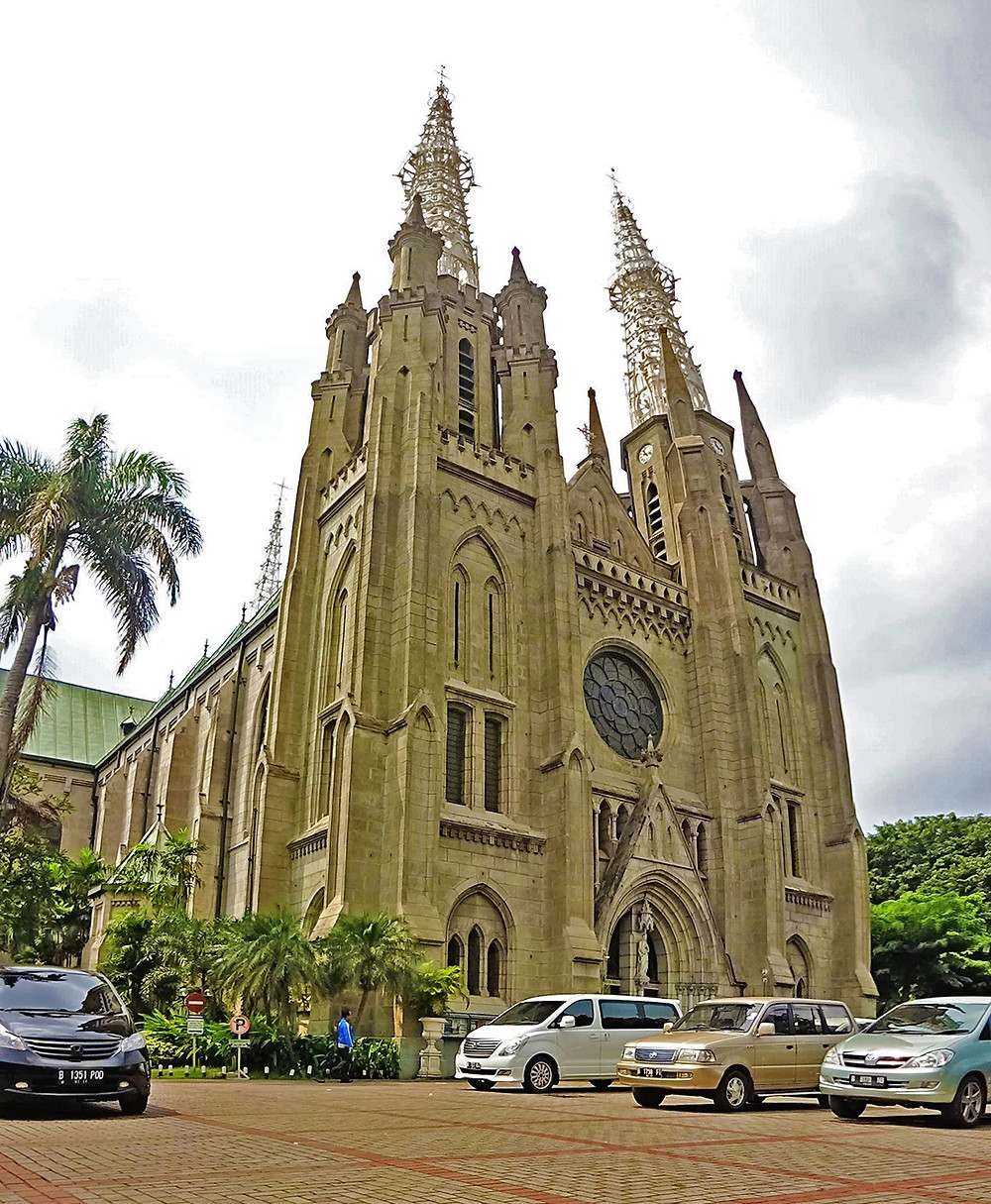 Saint Mary of the Assumption Cathedral Jakarta