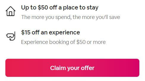 Claim Your Airbnb Coupon Code for 2021