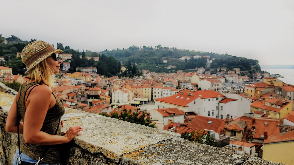 Piran in Slovenia is a wonderful destination
