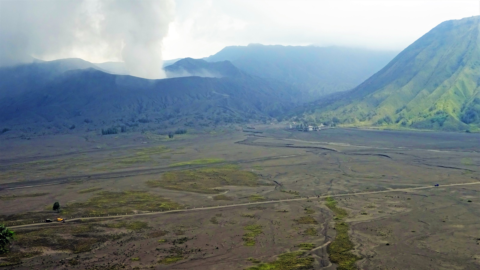 Mount Bromo and the Sea of Sand