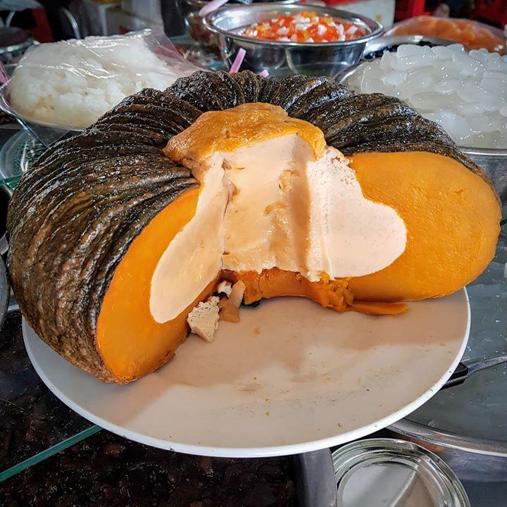 Sankhya Lapov (Pumpkin Custard)